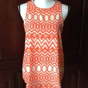 Everly sleeveless top size M